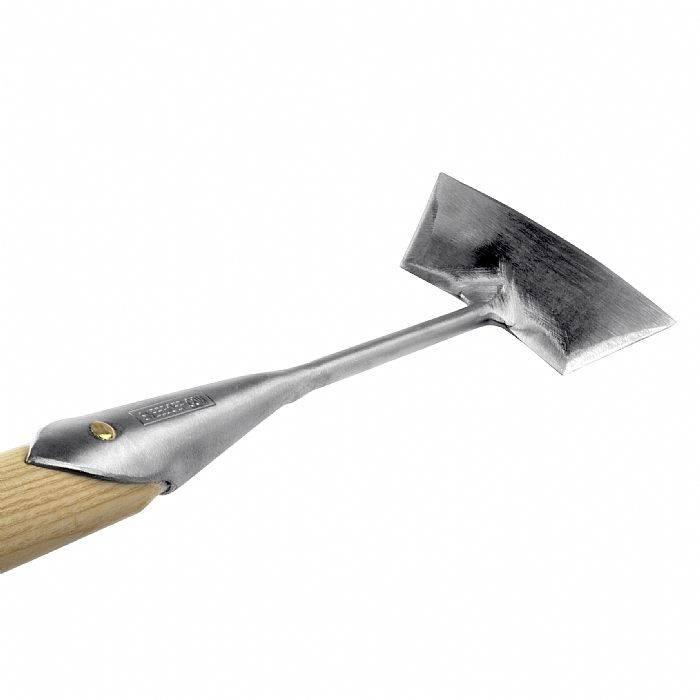Sneeboer Schoffel 12,5cm - 145cm steel getailleerd