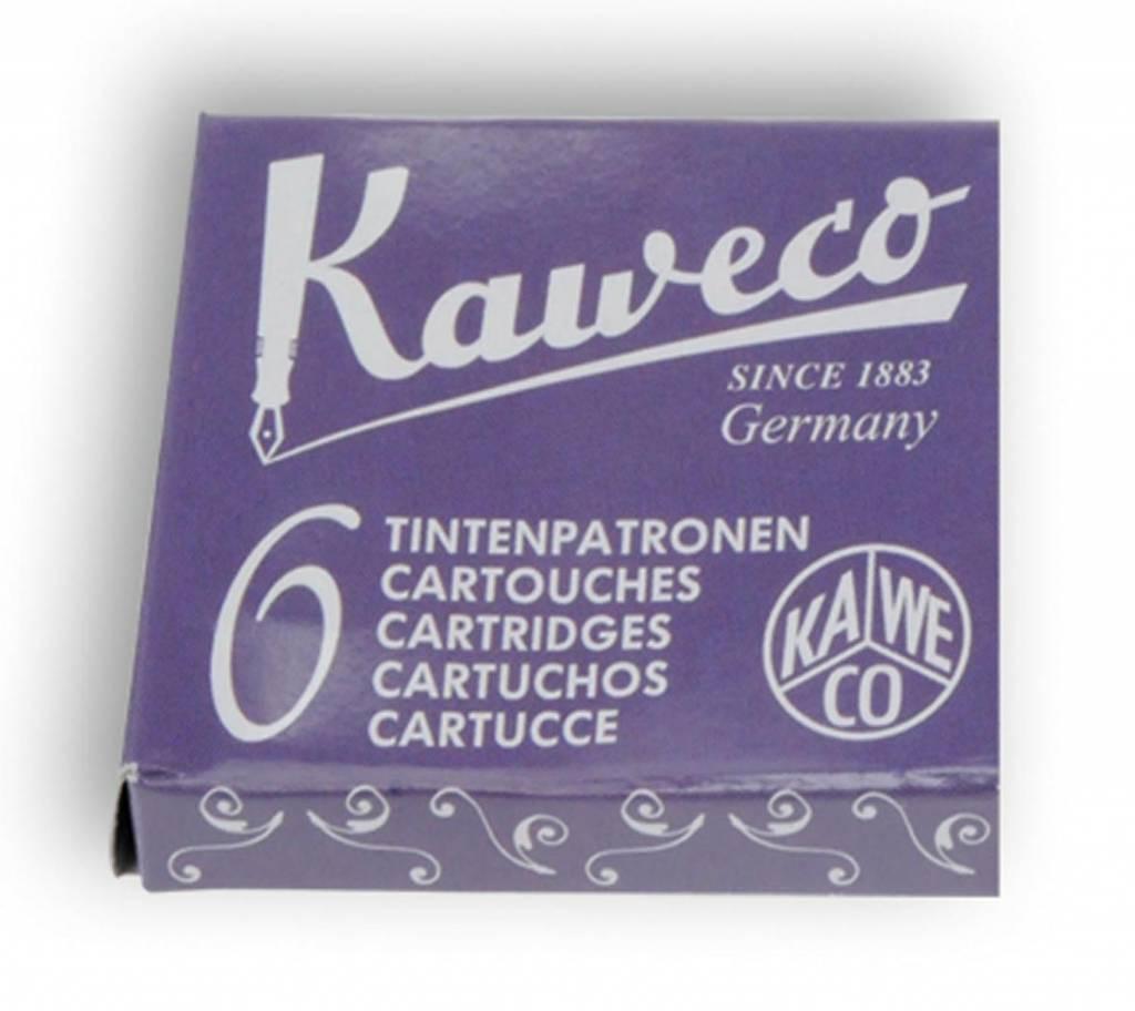 Kaweco Inktpatroon Aubergine