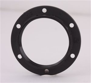 Schroefring E27 zwart