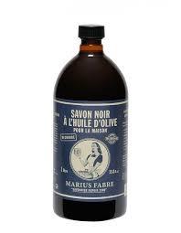 Savon de Provence Nature Savon noir liquide 1 liter