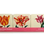 Onderzetters Ksenia tulpen