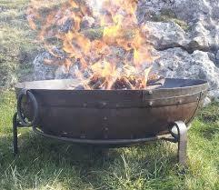 """Fire Bowl 120cm - laag """"Original"""""""