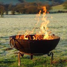 Fire Bowl 60cm - laag