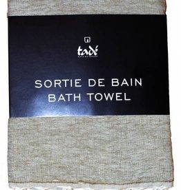 Savon de Provence Hammam handdoek Vert - Linnen 100x180cm