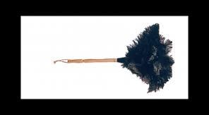 Redecker Plumeau struisvogel donker - 50cm