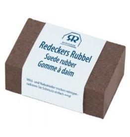 Redecker Suede rubber blokje