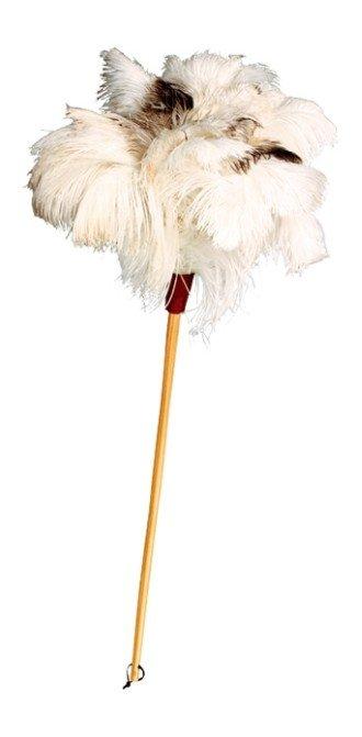 Redecker Plumeau struisvogel licht - 80cm