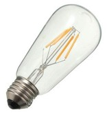 Edison lamp led 4W - E27/220V - dimbaar