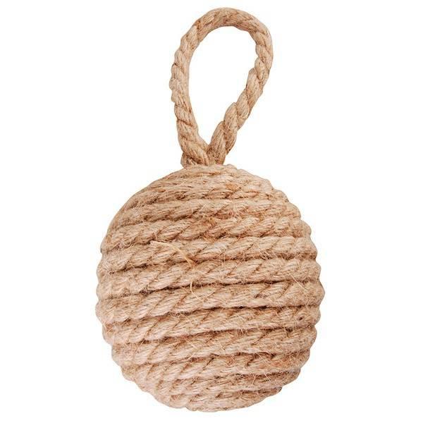 Deurstopper touw - rond