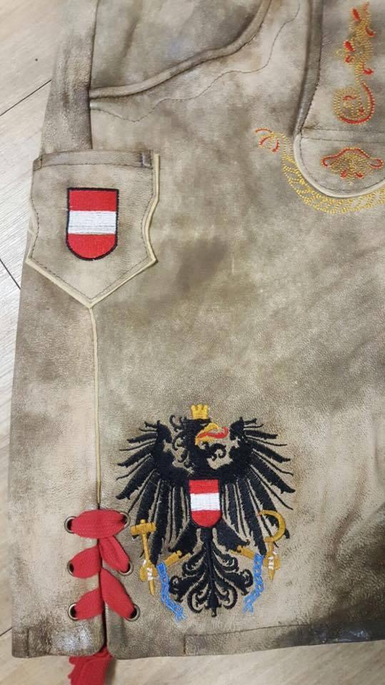 MondKini Lederhose Austria