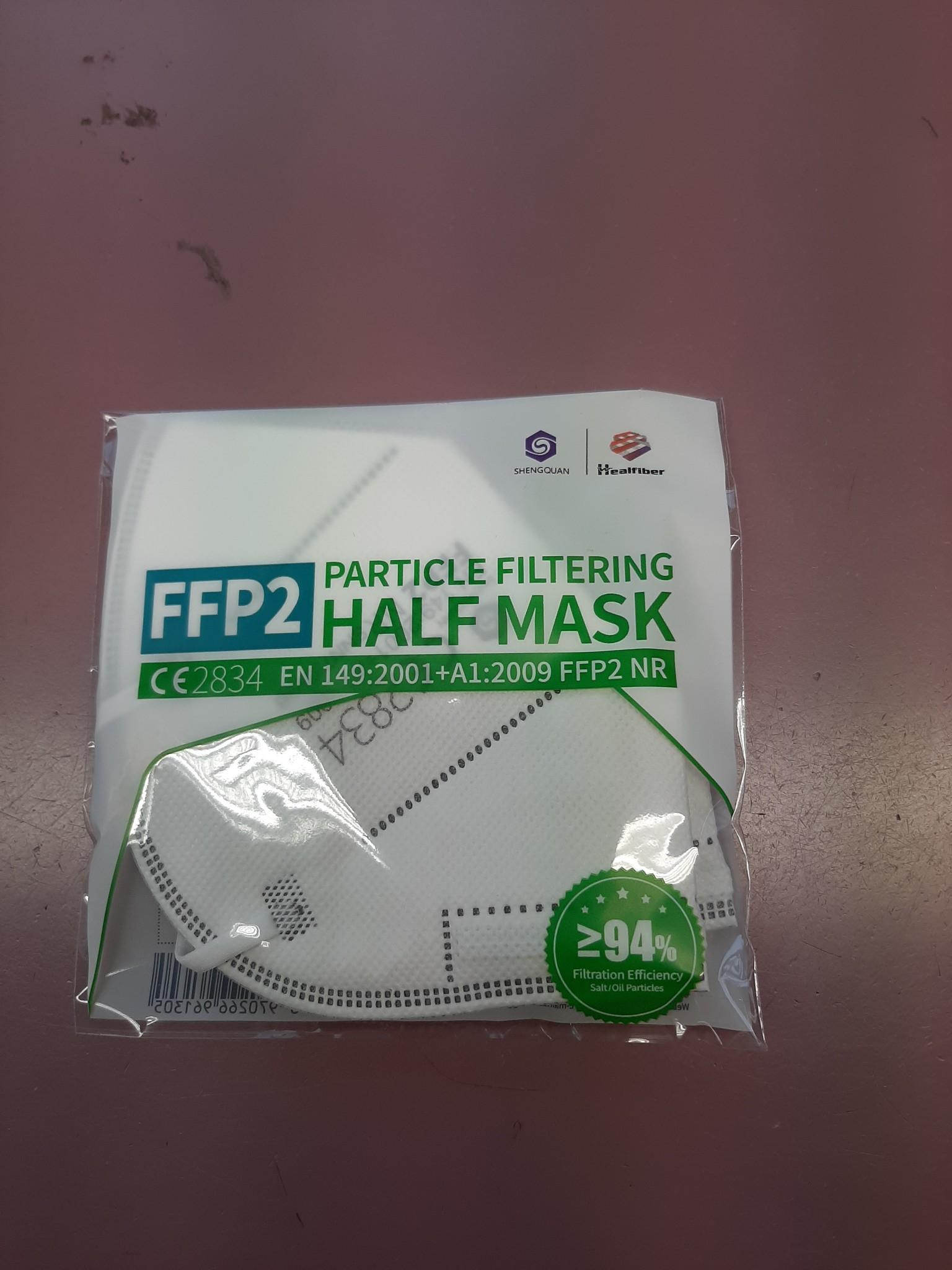 FFP2 Doppelpack