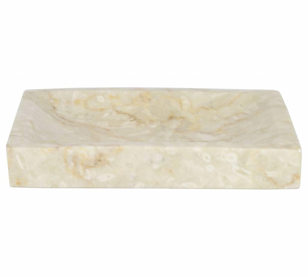 Indomarmer Marble soap dish Savoe