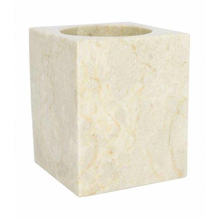 Marmor Toilettenbürstenhalter Savoe