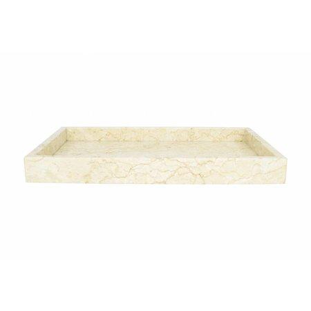 Indomarmer Marmor Serviertablett Banda