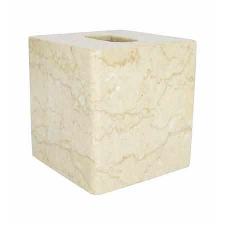 Indomarmer Marmor Taschentuchbox Banda