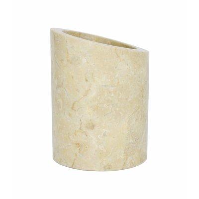 Marmor Toilettenbürstenhalter Rangga