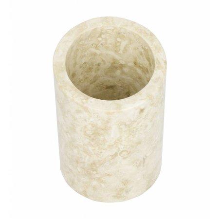 Indomarmer Marmeren Tandenborstel Beker Rangga