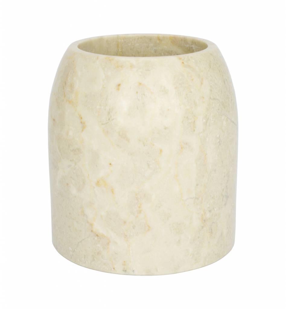Indomarmer Marmor Toilettenbürstenhalter Madewi