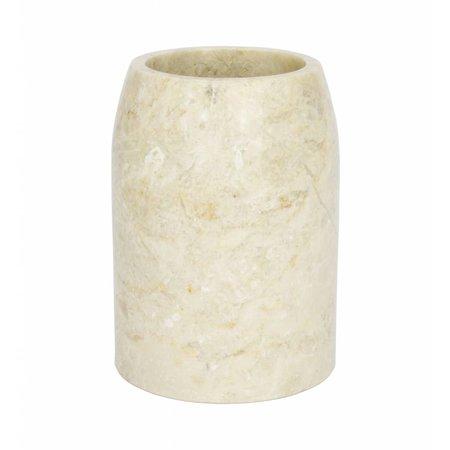 Indomarmer Marmeren Tandenborstel Beker Madewi