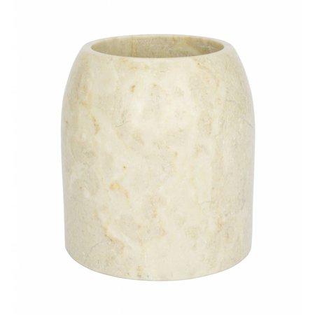 Indomarmer 5-Delige Marmeren Badset Madewi