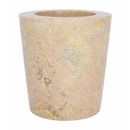 Indomarmer Marmeren Toiletborstelhouder Java