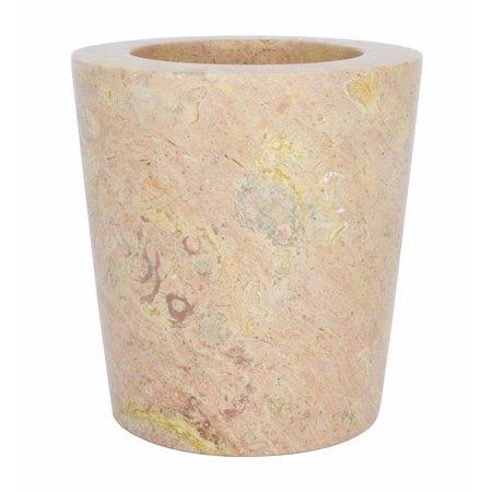Marmor Toilettenbürstenhalter Java