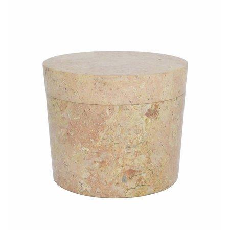 Marmor Schmuckdose Java