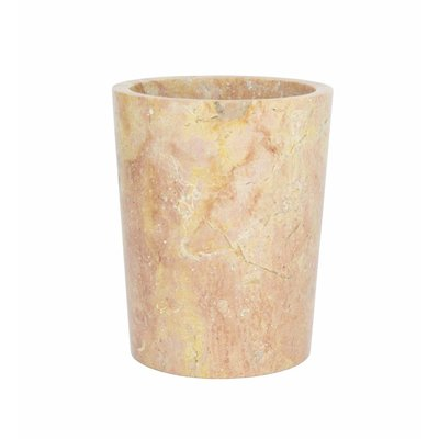 Indomarmer Marble Toothbrush Cup Java