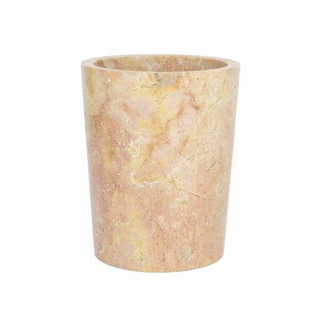Indomarmer Marmor Zahnbürstenbecher Java