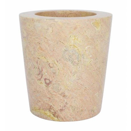 Indomarmer 5-Piece Marble Bath Set Java