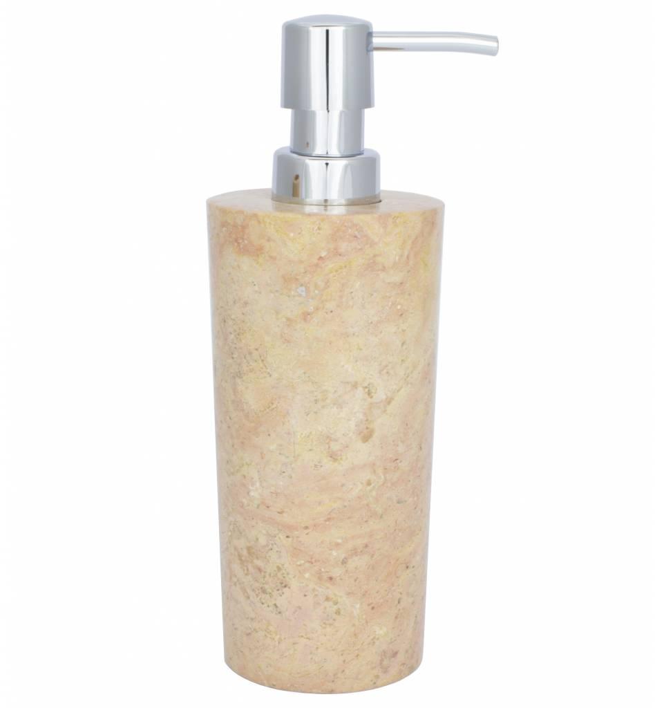 Indomarmer 5-Teilige Marmor Badeset Java