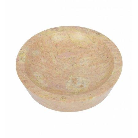 Indomarmer 5-Delige Marmeren Badset Java