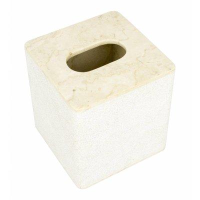 Indomarmer Marmor Taschentuchbox Soemba