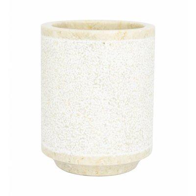 Indomarmer Marble Toothbrush Cup Soemba