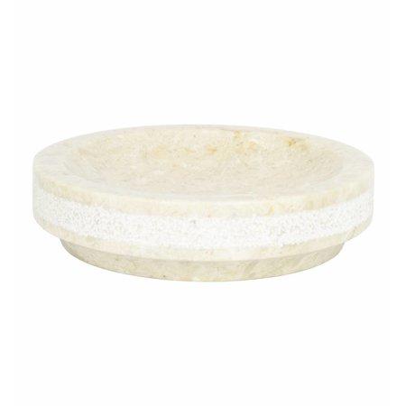 Indomarmer Marble Soap dish Soemba