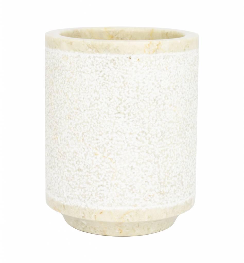 Indomarmer 5-piece Marble bath set Soemba