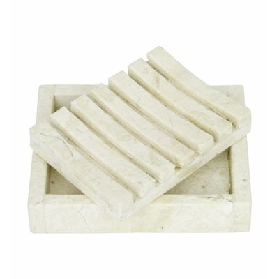 Indomarmer Marble Soap dish Bali