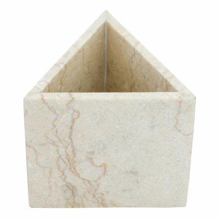Indomarmer Marmor Zahnbürstenbecher Batu