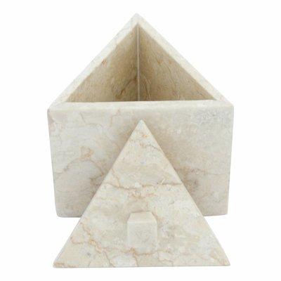 Indomarmer Marble Jewellery Box Batu