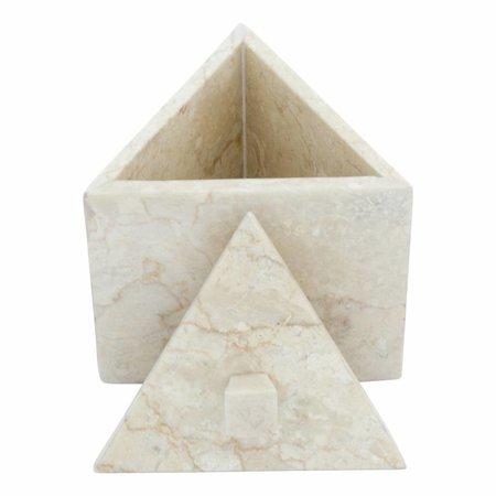 Indomarmer Marmeren Sieradenbox Batu