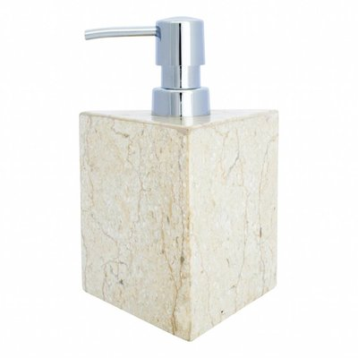 Indomarmer Marble Soap Dispenser Batu