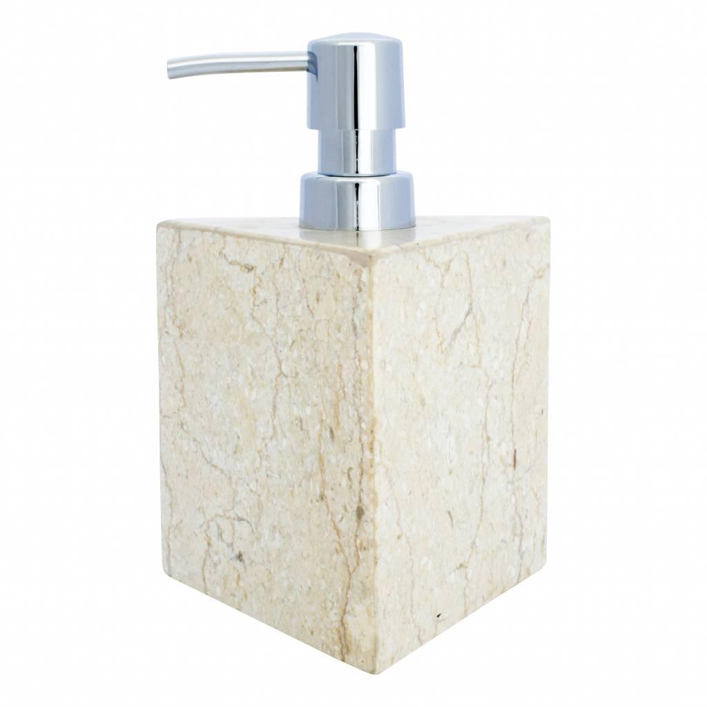 Indomarmer Marmor Seifenspender Batu