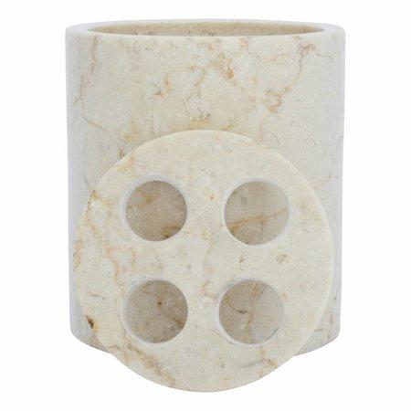Marmor Zahnbürstenhalter Madiun