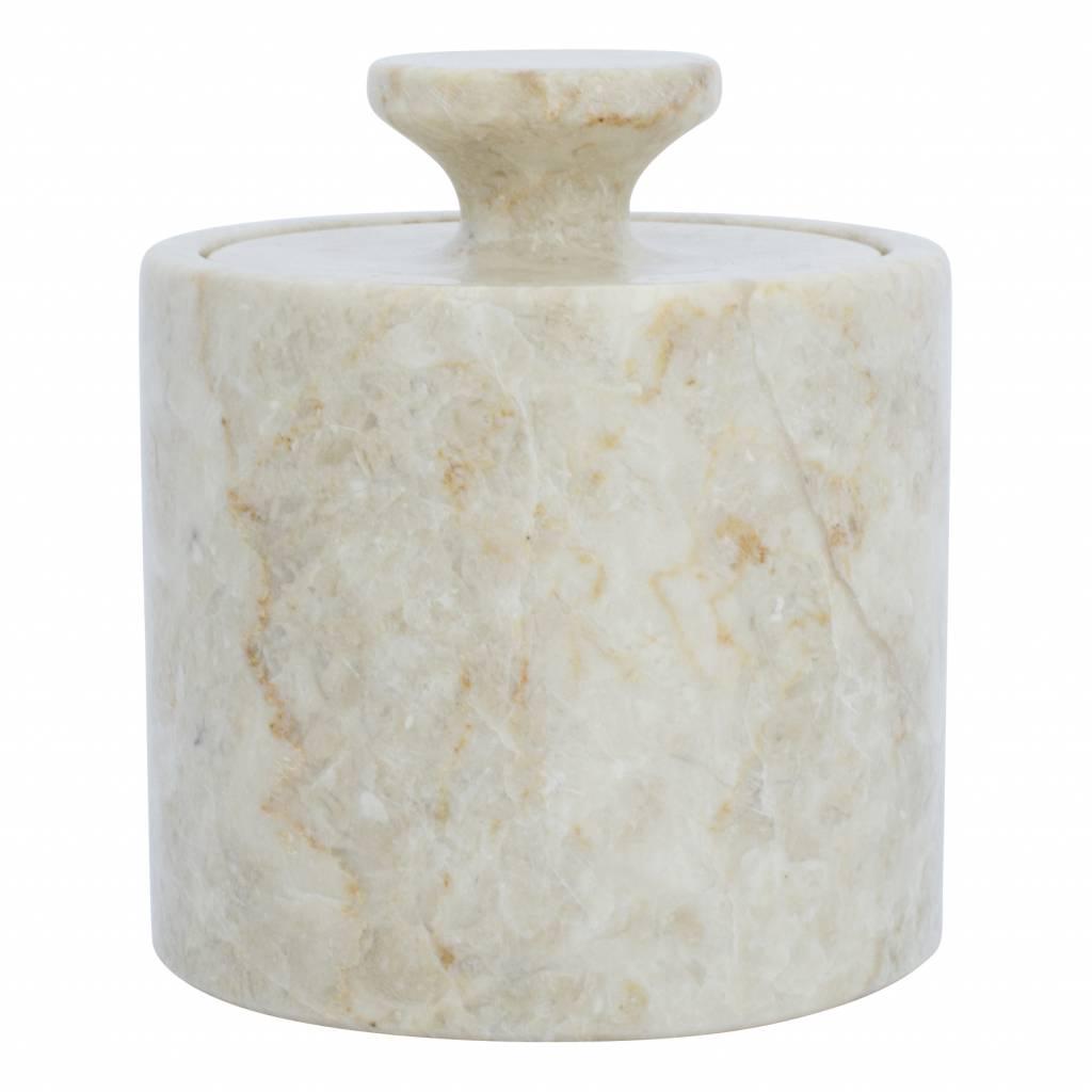 Indomarmer Marmor Schmuckdose Madiun