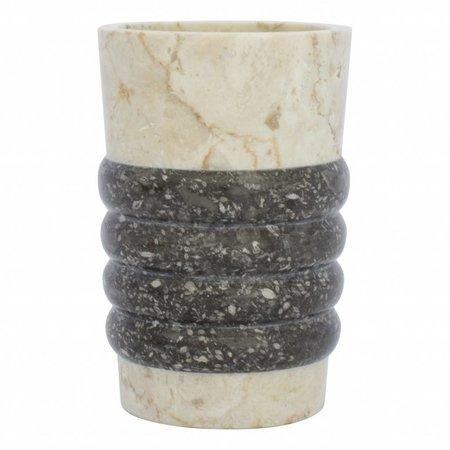 Indomarmer 6-Piece Marble Bath Set Imelda