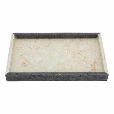 Marmor Serviertablett Aguna