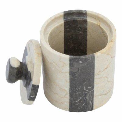 Indomarmer Marmor Schmuckdose Aguna