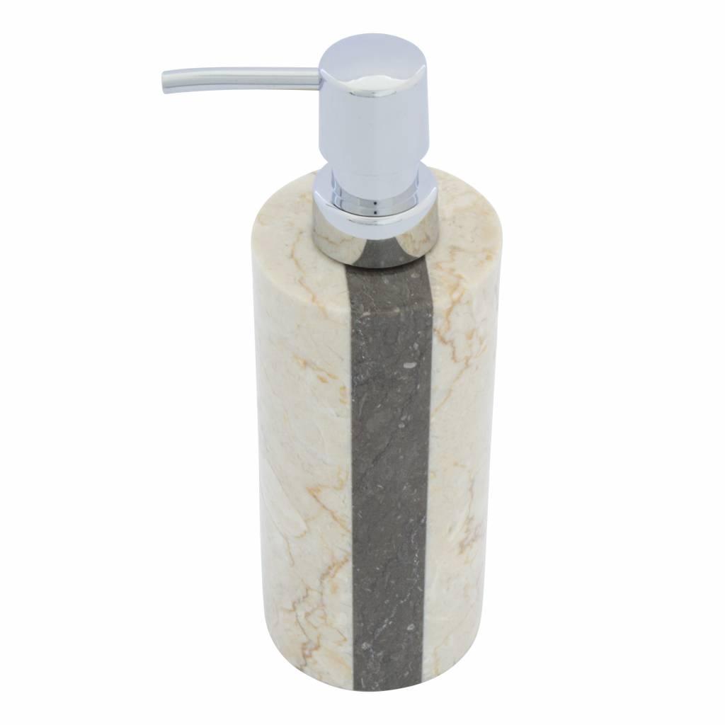 Indomarmer Marble Soap dispenser Aguna