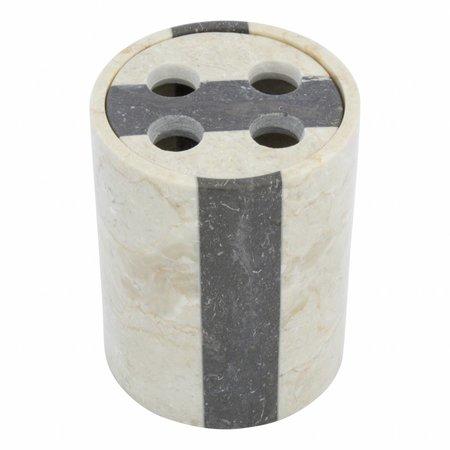 Indomarmer Marmor Zahnbürstenhalter Aguna