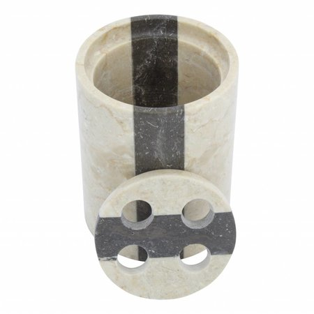 Marble Toothbrush holder Aguna